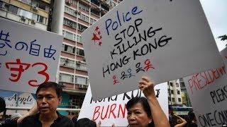 VOA连线(梁颖敏):818香港集会,参与者究竟多少?
