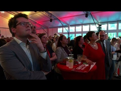 Austria: Social Democrats glum as projected results come out