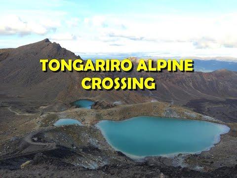 Tongariro National Park, New Zealand 2016