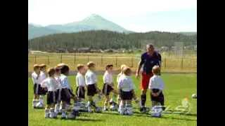 soccer coaches guide 5 to 7 year olds