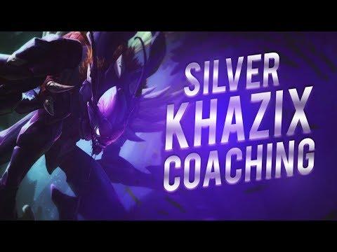Metaphor Coaching - Kha'Zix Jungle (Silver)
