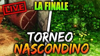 FINALE TORNEO NASCONDINO !!