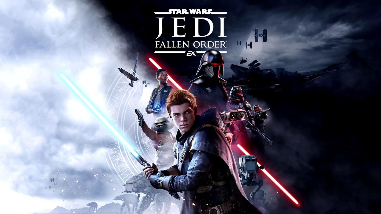 "Star Wars Jedi: Fallen Order OST- ""Logo"" thumbnail"