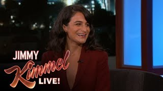Jenny Slate Was Raised by Hippies