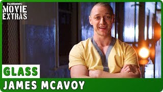 GLASS | On-set Interview with James McAvoy