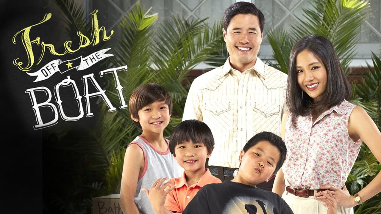 Image result for fresh off the boat
