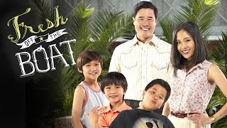 Meet the cast of FRESH OFF THE BOAT!