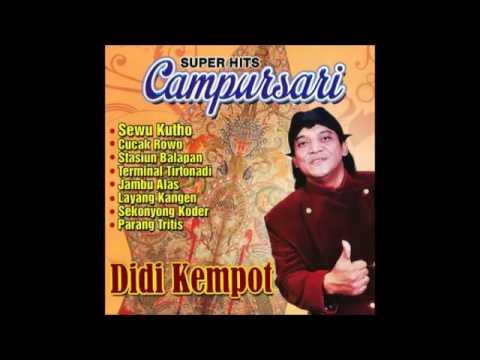 Didi Kempot - super hits Campursari sepanjang masa