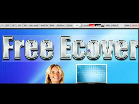 Free Ecover Creator: Free Online Software To Create 3d Ebook Cover