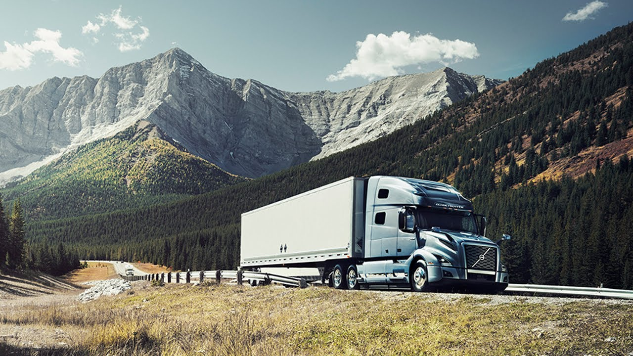 Volvo Trucks - The new Volvo VNL - YouTube