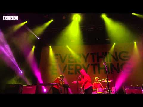 Everything Everything - Spring / Sun / Winter / Dread (Reading 2015)