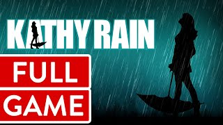 Kathy Rain [064] PC Longplay/Walkthrough/Playthrough (FULL GAME)
