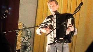 Игра на аккордеоне