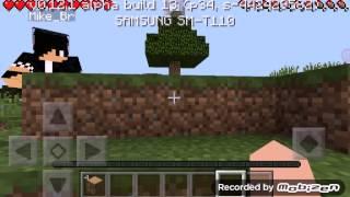Minecraft com mike vargas