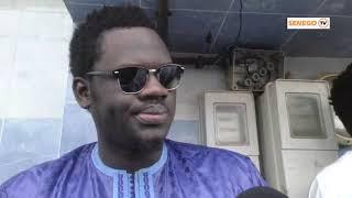 Balla Guaye 2 baptise sonn fils à Serigne Saliou Mbacké : Omaro tay la gueneu begue...