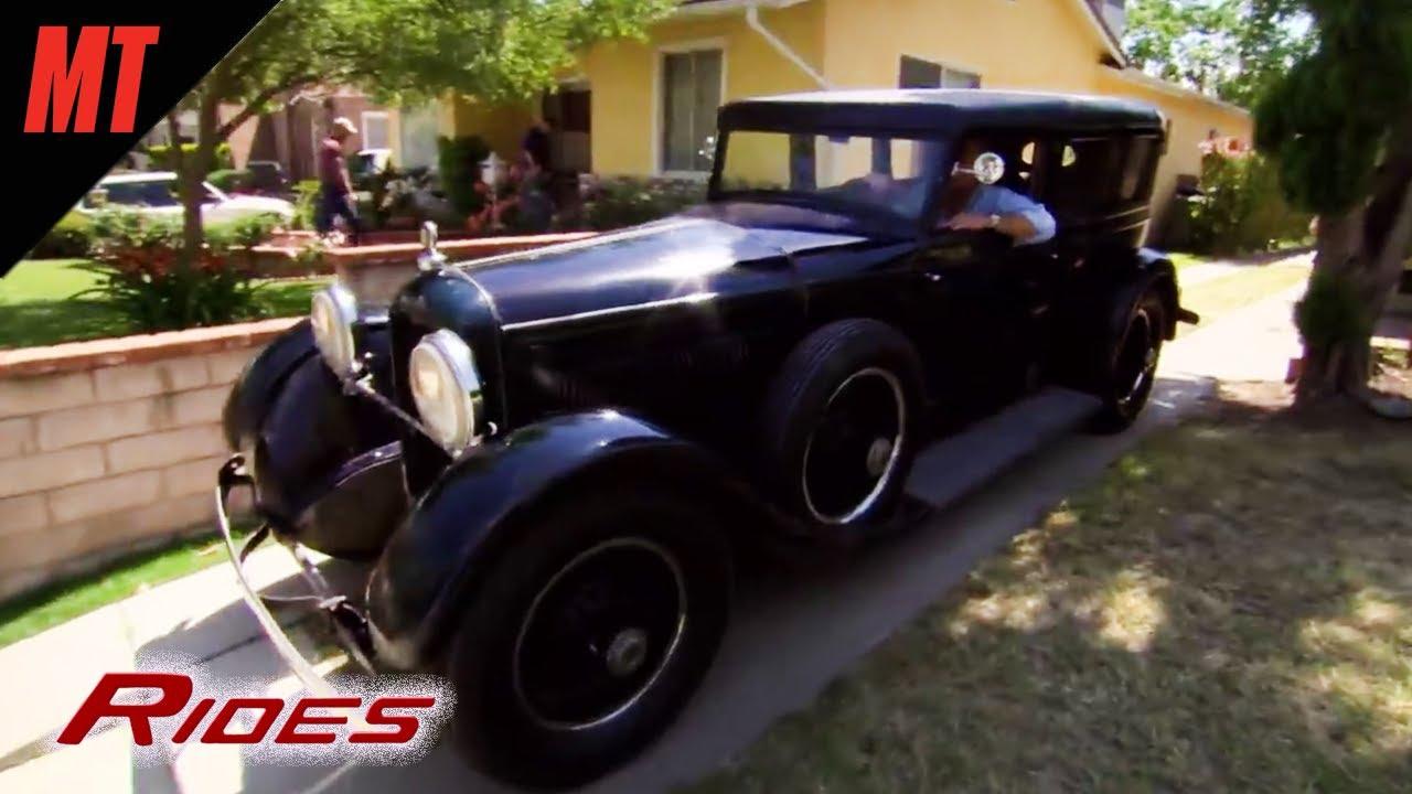 【レストア】1927年に13台作られた、デューセンバーグ・モデルX | カスタムカー