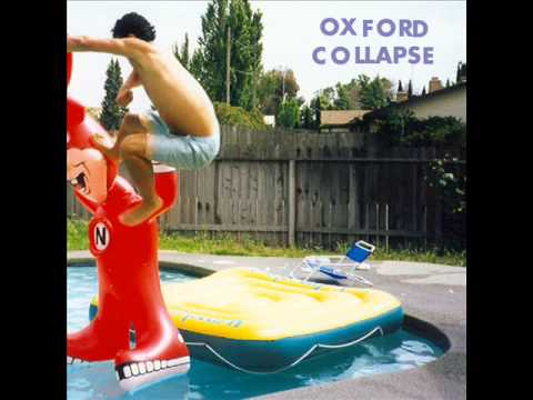 Oxford Collapse - Please Visit Your National Parks