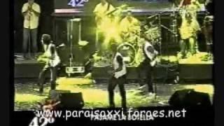 Banda xxi - Me Dejo - Pasame La Botella Festival De Villa Maria 09