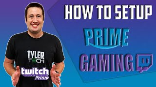 How can I set up Twitch Prime (Prime Gaming) ?