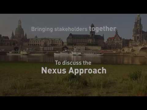 #DNC2017 What is the Dresden Nexus Conference?