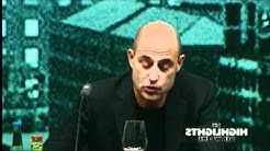 Mark Strong speaking German