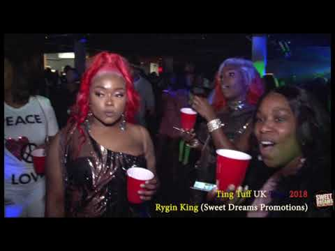 Rygin King (Sweet Dreams UK Tour 2018) Beh Beh Paparazzi HD