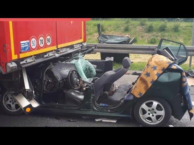 Tragiczny wypadek na A2