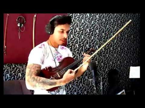 MC Jerry  Smith- Na Onda do Beat by Douglas Mendes (Violin Cover)