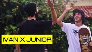 Game of Skate  - Ivan Freitas x Junior Sanchez