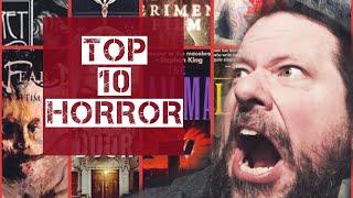 Top 10 Horror Books