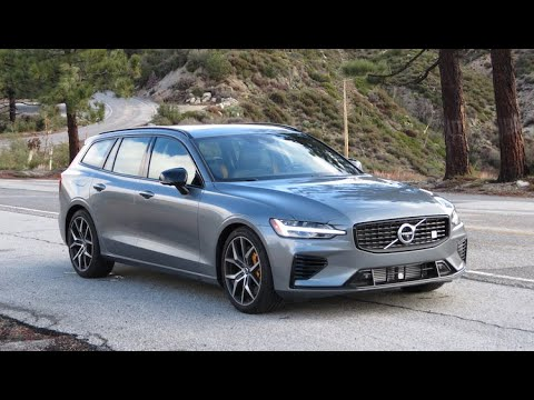 The Volvo V60 Polestar Engineered Is Fast, Good-Looking, And Economical All At Once - One Take