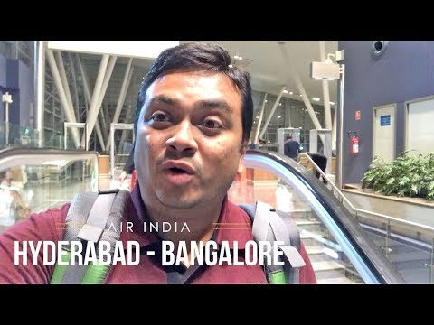 How To Get Free Food And Lounge In Indian Airports? Air India Hyderabad To Bangalore