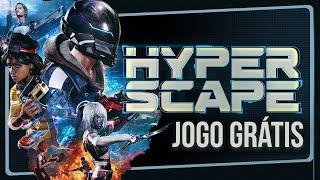 Battle Royale GrÁtis Da Ubisoft | Hyper Scape Gameplay