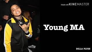 YOUNG MA - NO BAP FREESTYLE (LYRICS)
