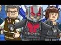 LEGO Marvel s Avengers Ant Man DLC Walkthrough Story Mode