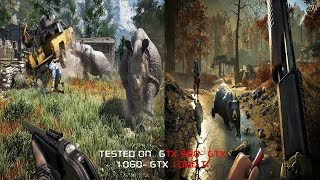 Far Cry 3 VS Far Cry 5 Graphics and GamePlay Comparison (With Benchmarks)