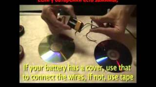 Как сделать детектор металла своими руками.(Перевод оригинального ролика http://wwmgd.blogspot.com в котором рассказывается, как своими руками изготовить металло..., 2011-04-15T05:10:14.000Z)