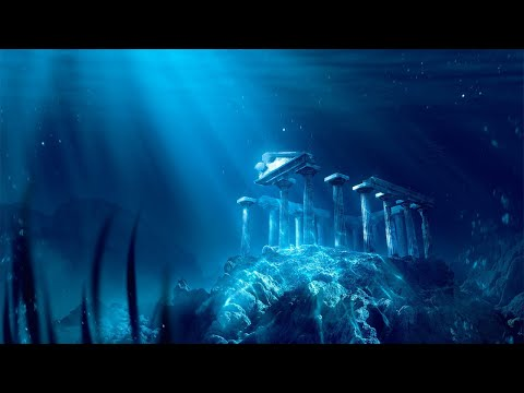 10 Surreal Underwater Ruins