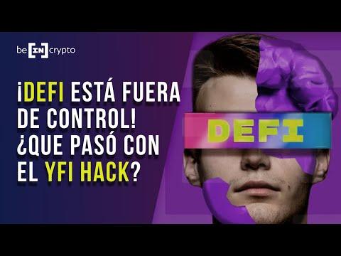 El crecimiento de DeFi está siendo EXPONENCIAL, pero ¿qué paso con el YFI HACK? | Repaso de Noticias
