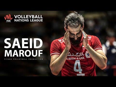 Saeid Marouf | Best Aсtions Men's VNL 2019