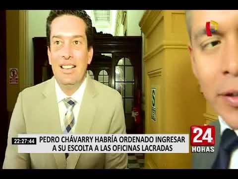 Congreso: opiniones tras revelación de escolta del ex fiscal de la Nación
