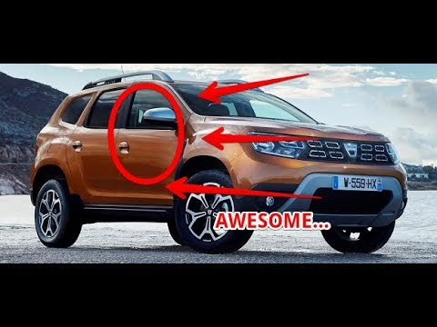 it 39 s great dacia duster 2018 youtube. Black Bedroom Furniture Sets. Home Design Ideas