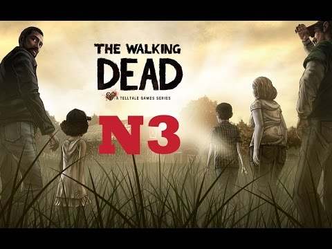 3 серия ходячие мертвецы