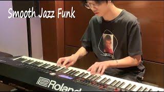 Smooth Jazz Funk Improv (A minor)