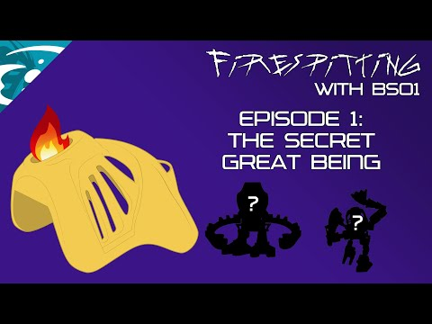 Firespitting With BS01 Episode 1: The Secret Great Being