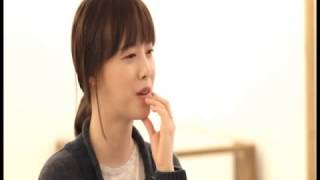 """Painter"" found in Daegu - Ku Hye Sun"