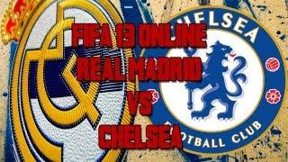 Fifa 13  2º Jogatina X1 Modo Online Real Madrid vs Chelsea