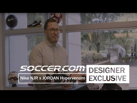 Nike Neymar Jr. X Jordan HVII Designer Nathan VanHook aims for
