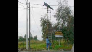 Alan Jackson, It's allright to be a readneck, Ladder Safety Home vs Work 2009