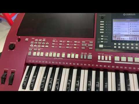 Bán đàn Organ Cũ A2000 Tại Nhạc Cụ Minh Huy 0707522522
